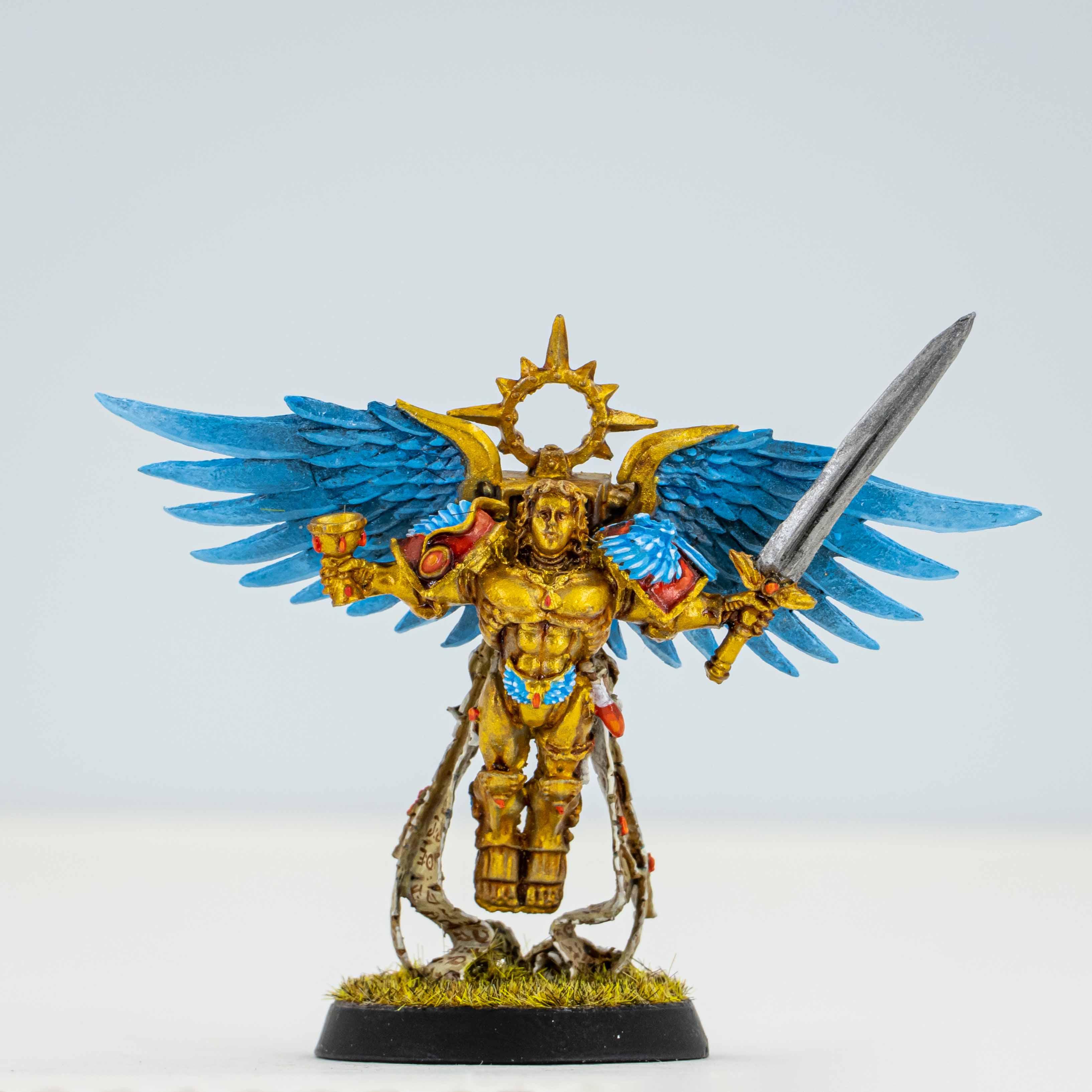 Sanguinor, Exemplar of the Host