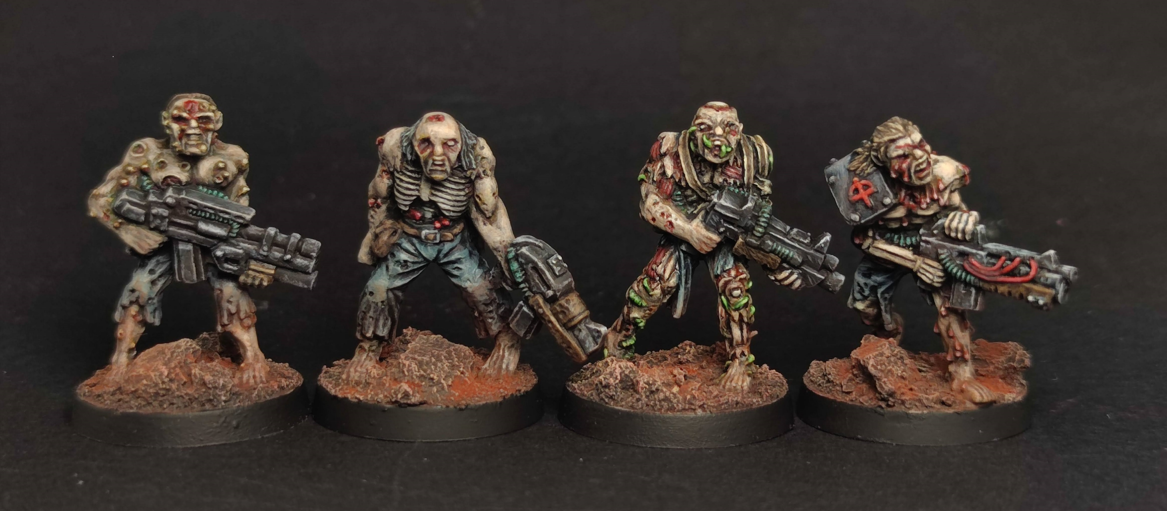 WarZone - The Blessed Legionnaires of Demnogonis