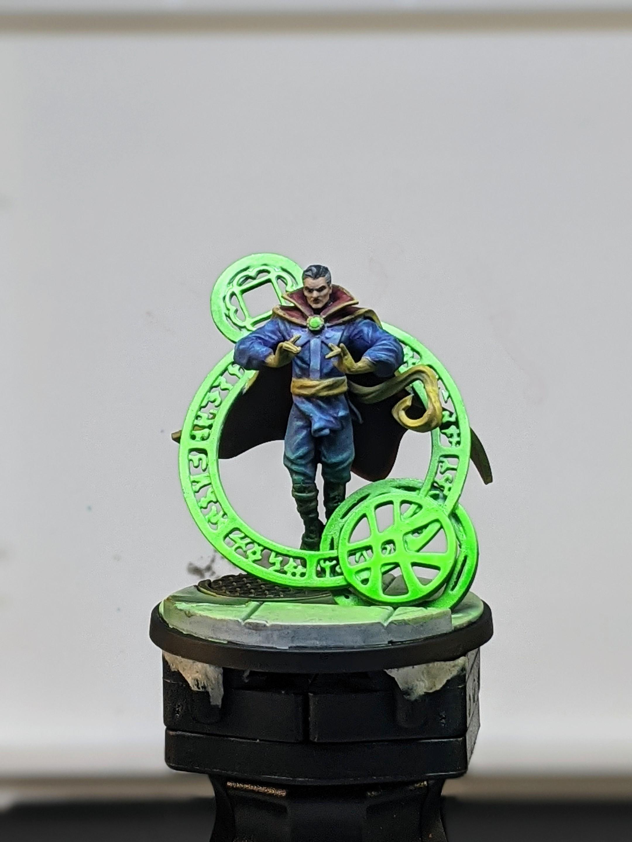 Doctor Strange from Marvel Crisis Protocol