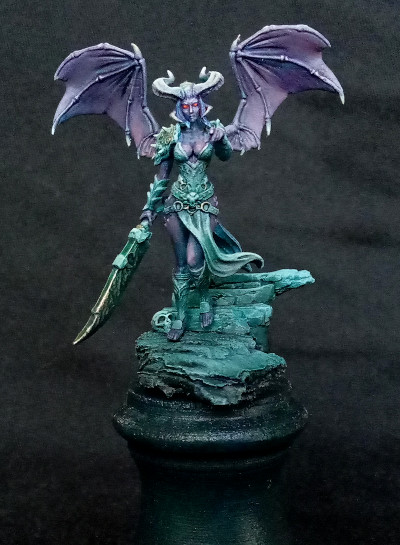 Lilith, demoness