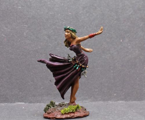 Dark Sword Female Dancer