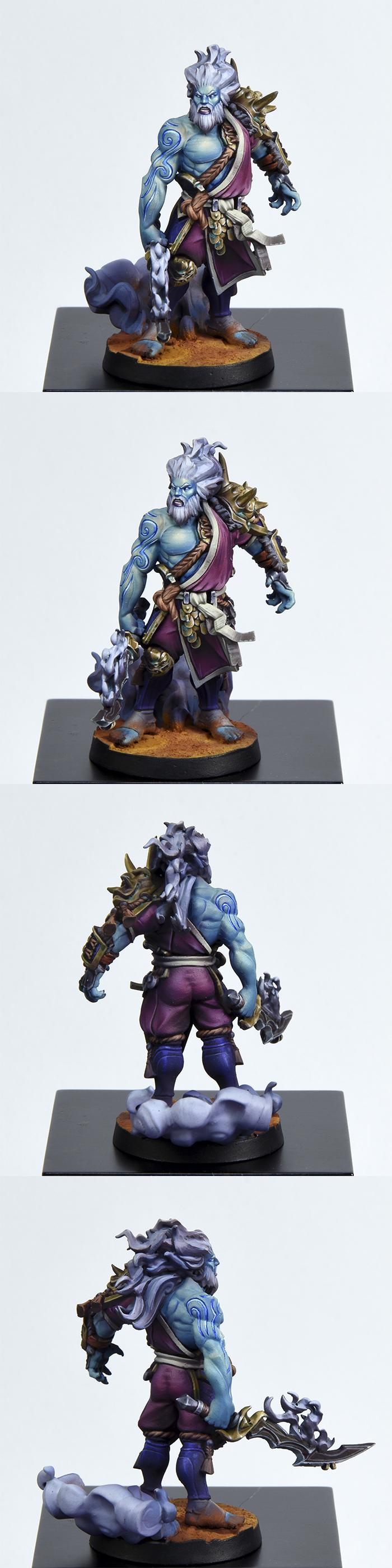 Tempest, the Stormborn