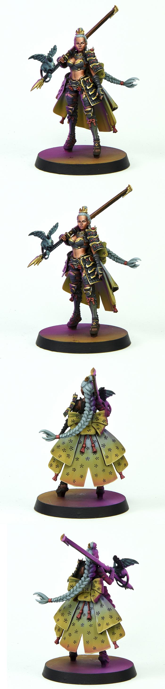 Yakeru Satsuki Clan