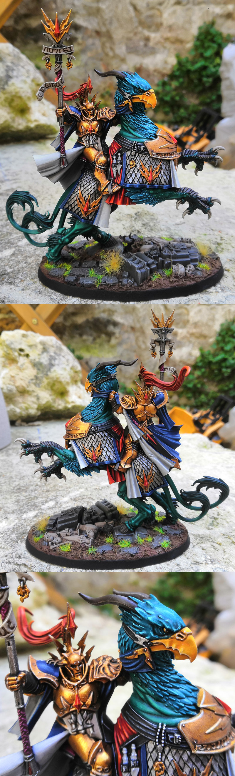 Lord Arcanum on Gryph-Charger