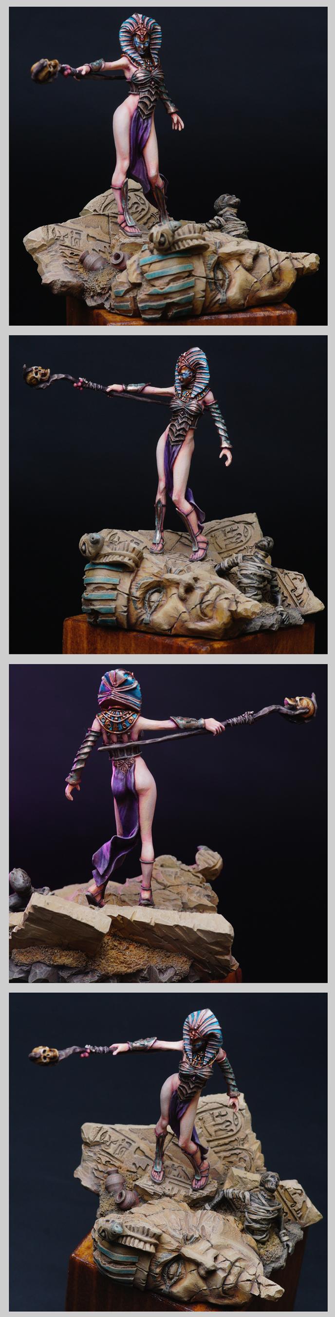 Mummy Queen