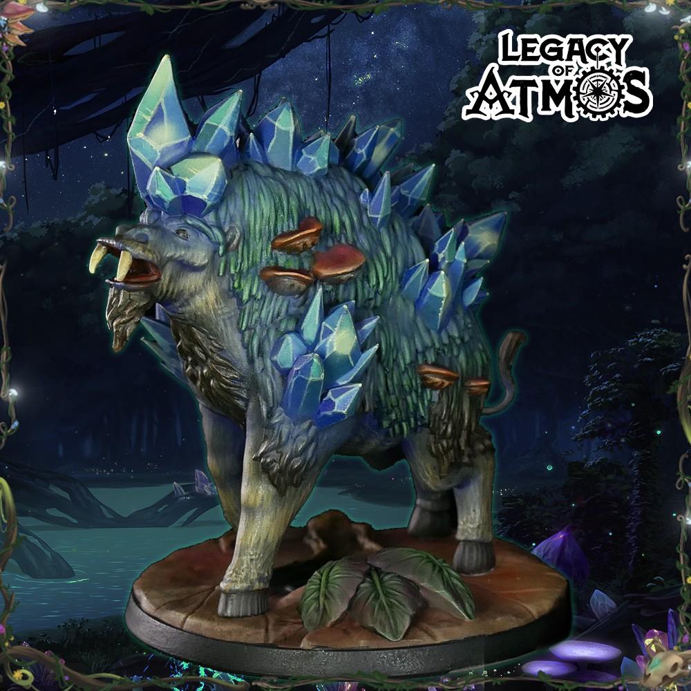 Rhydox from Legacy of Atmos