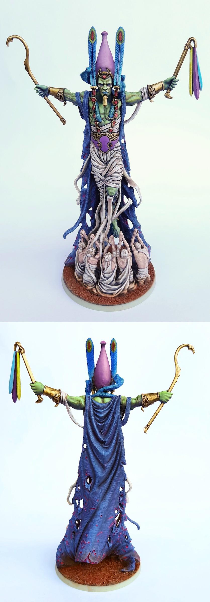 Osiris Lord of the Underworld, Ankh