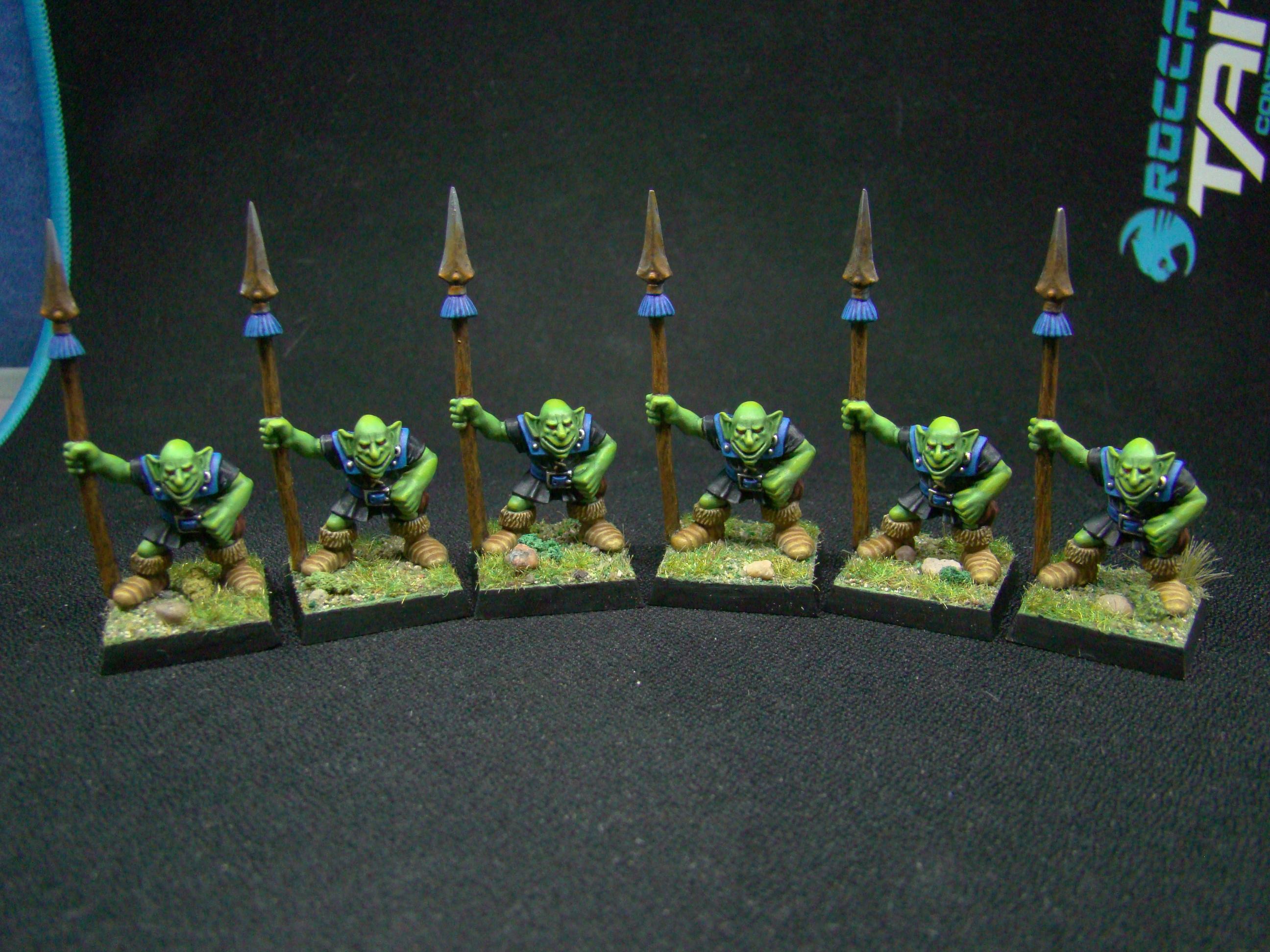 Goblin Spearmen