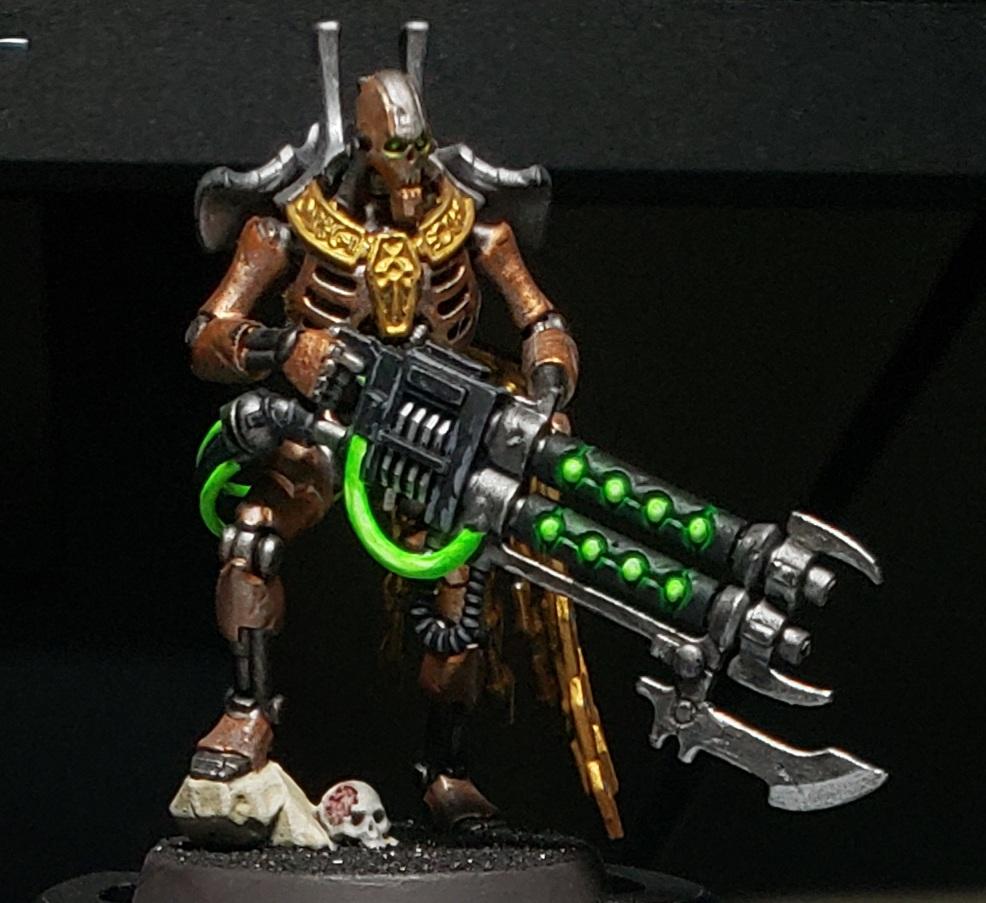 Necron Royal Warden