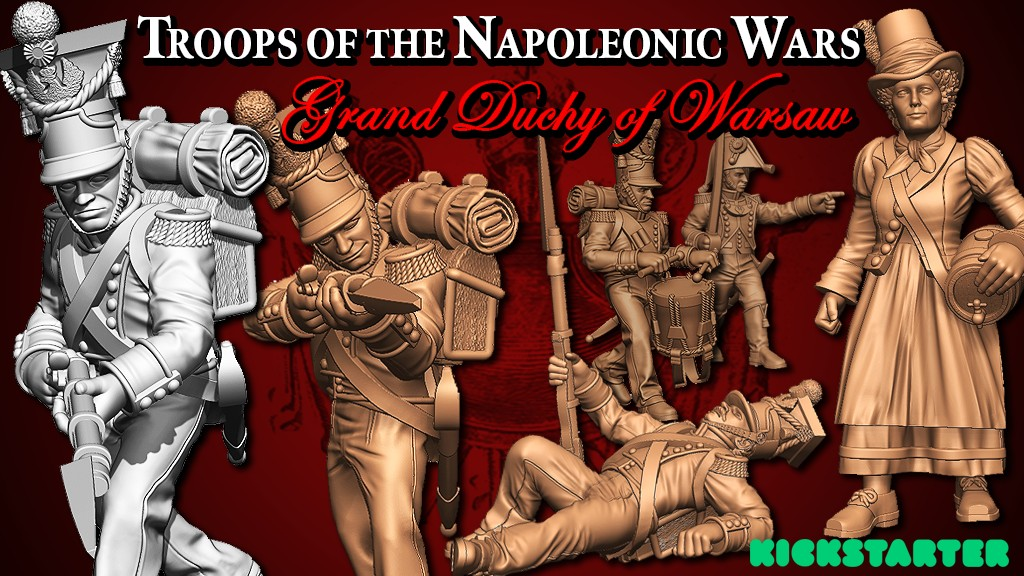 Troops of the Napoleonic Wars - Grand Duchy of Warsaw