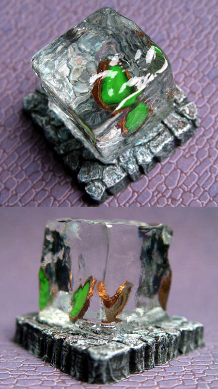Coolminiornot Gelatinous Cube By Ledruidepanoramix