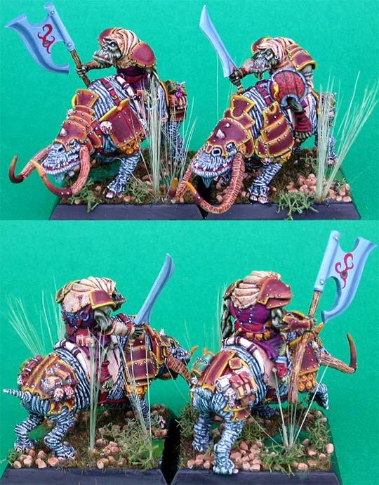 Orcs on Brontops