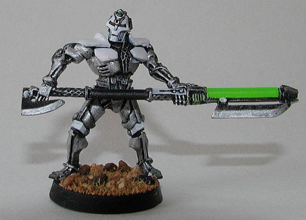 Necron Paria By Princeps
