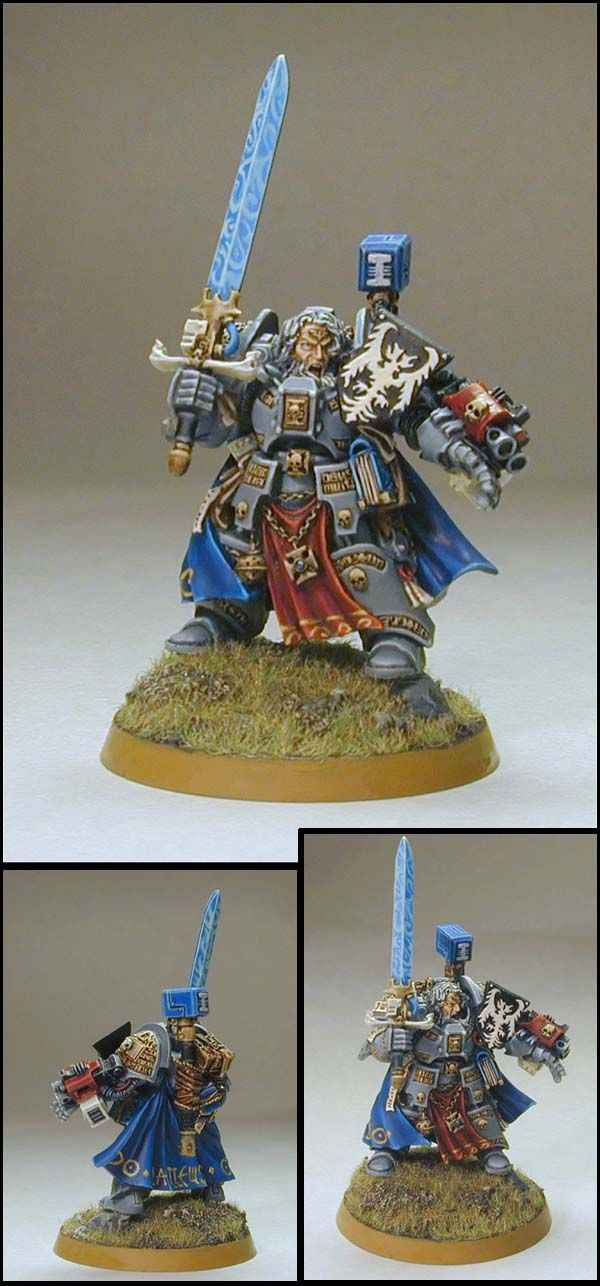 Grey Knight Grandmaster Stern