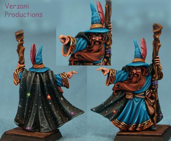 Mordheim Averlander Wizard