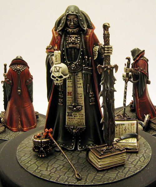 Witch Hunter Inquisitor