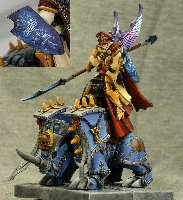 Orionis 1, Daemon huntress