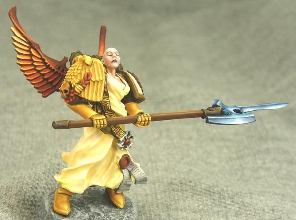 Orionis 7, Daemon Huntress