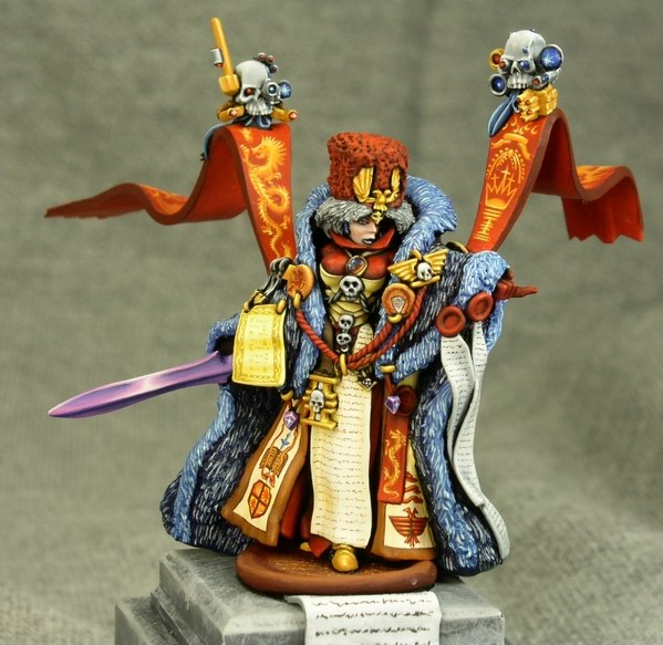 Inquisitor Rossastderus