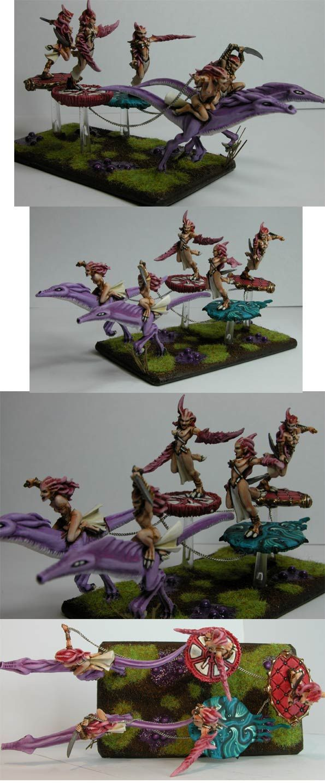 slaanesh chariot