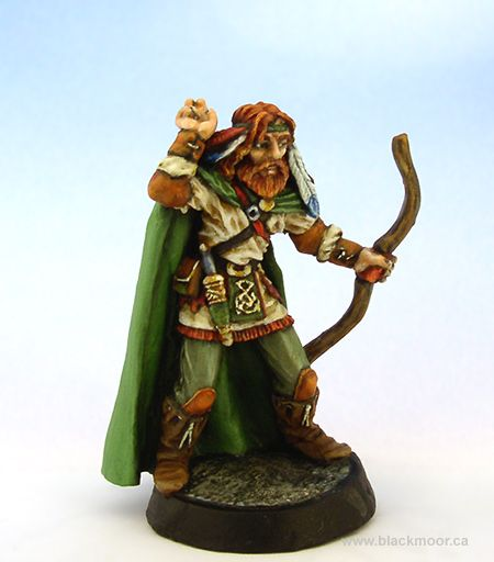 Dragonlance's Tanis Half-Elven