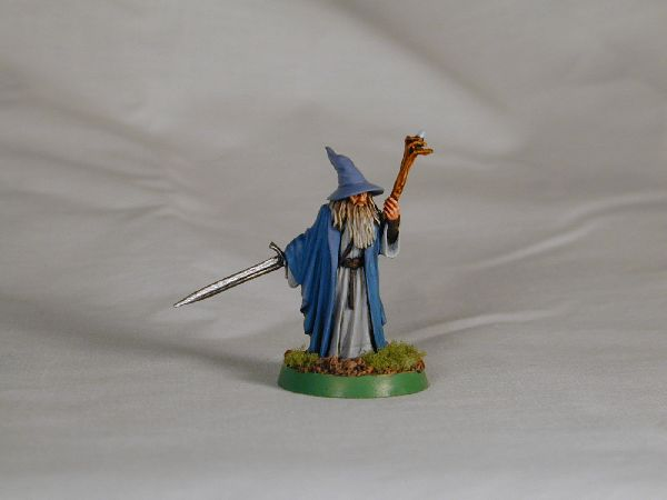 Gandalf the Grey (Blue-ish)