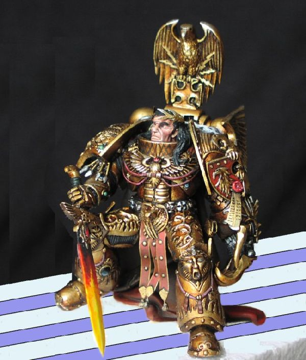 The Emperor (inquisitor scale, another view)