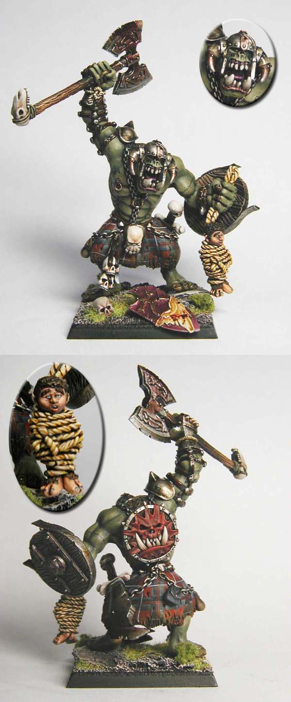 WFB Orc Warboss