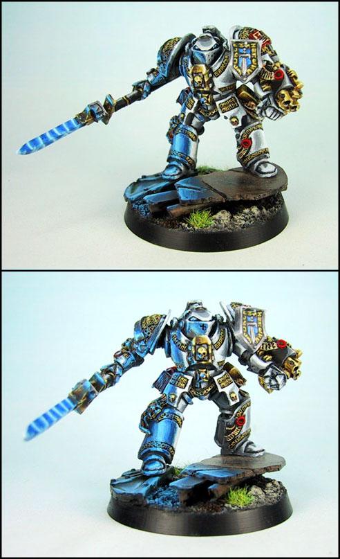 Grey Knight Terminator #2