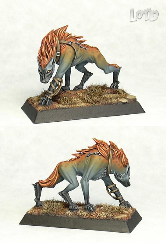 Confrontation Hyena
