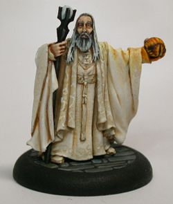 Saruman of Many Colours