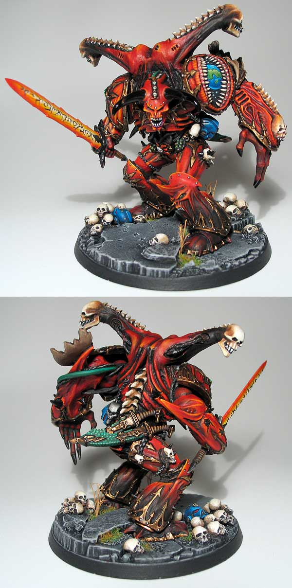 Daemon Prince Tactics Daemon Prince of Khorne