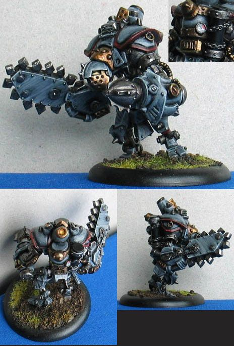 Renegade, Mercenary light warjack