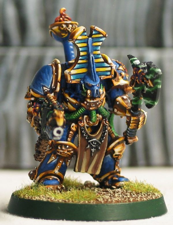 Coolminiornot Thousand Sons Rubric Terminator By Entropy34
