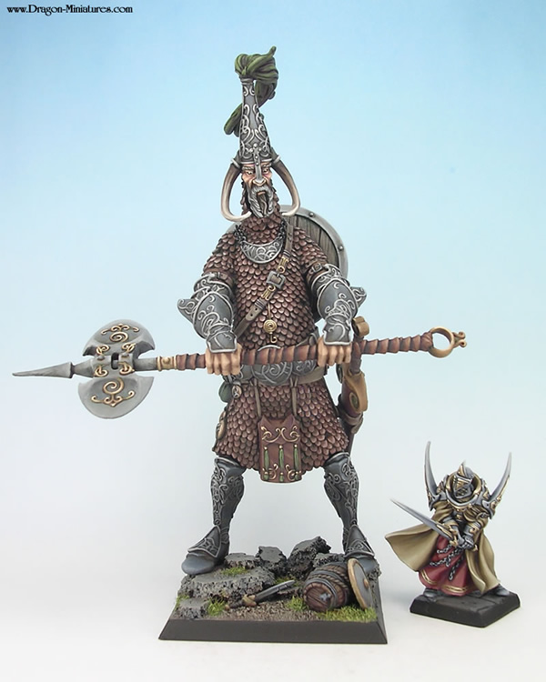 Warrior Giant of the Mountain