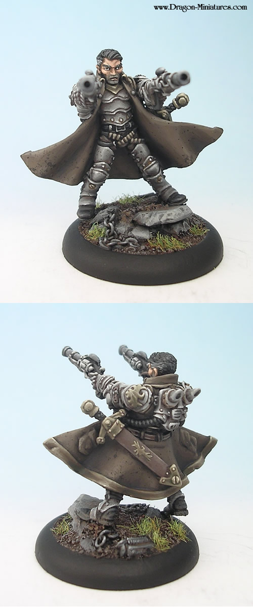 Lt. Allister Caine