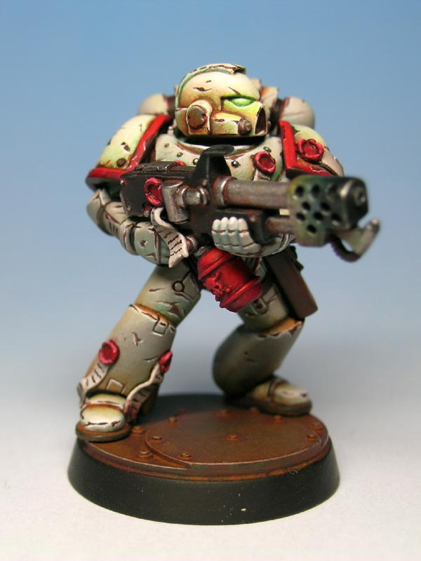 red skulls chapter space marine