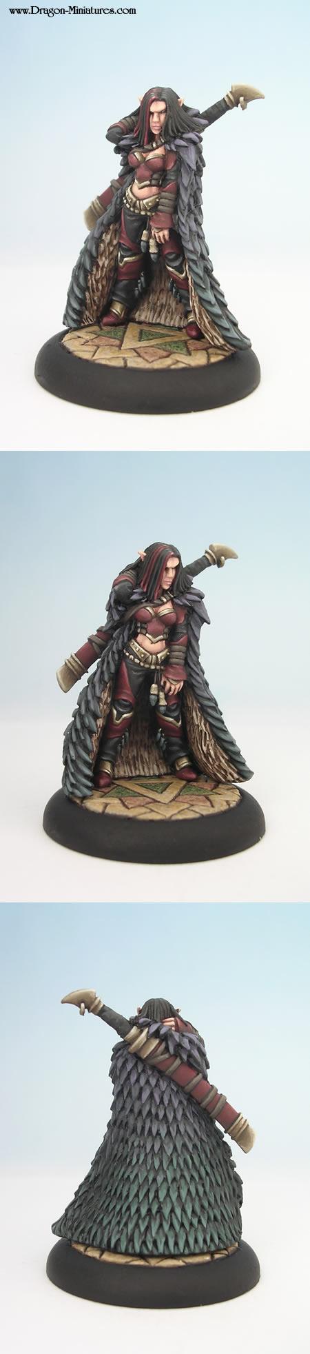 Lanyssa Sorceress