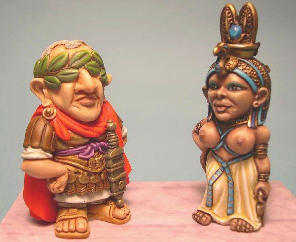 cesar et cleopatre