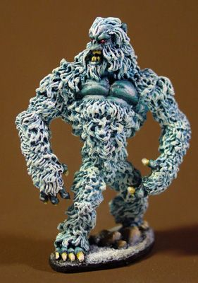 Yeti by Reaper Miniatures