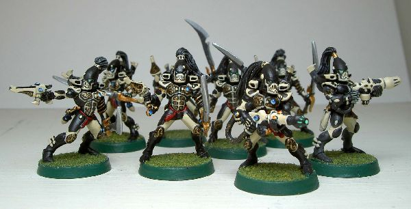 Ulthwe Eldar Storm Guardians