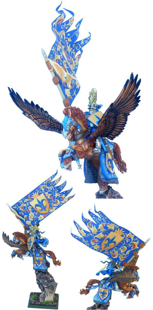 Bretonnian Pegasus Knight