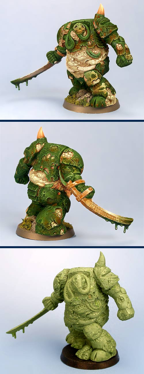 Lord of Pestilence (painted)
