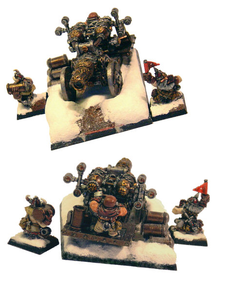 how to use dwarf cannon