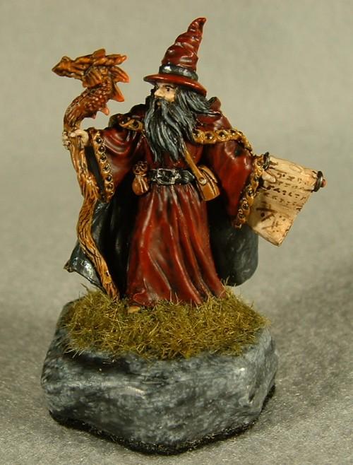 Lorus Hightower - Wizard