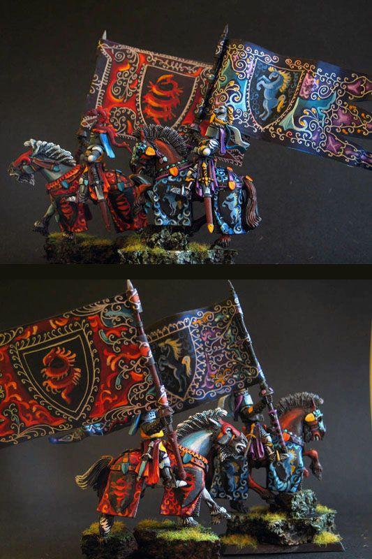 Knights & Brides Lösungen Geheimversteck