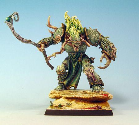 Tzeentch Demon Prince