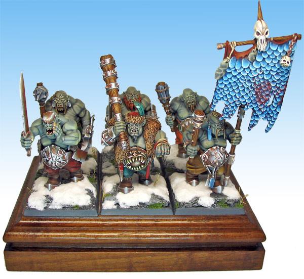 Ogre Bulls Regiment, UK GD 2005 finalist