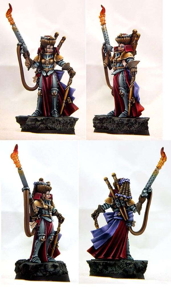 Witch Hunter Female Inquisitor