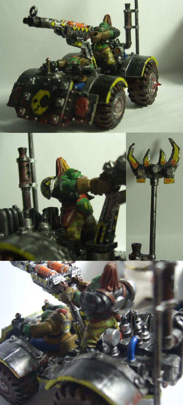 Ork War Buggy